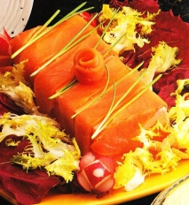 Ensalada de Trucha Salmonada