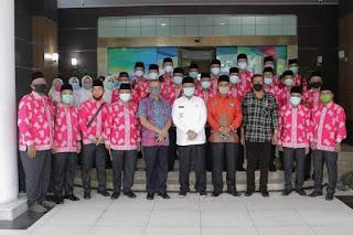 Pemko Medan Lepas 54 Orang Kafilah Ikuti MTQ ke-37 Provsu
