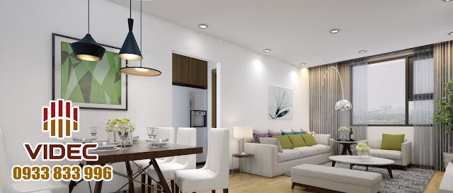 Mở bán lần đầu căn hộ chung cư cao cấp Riverside Garden 349 Vũ Tông Phan