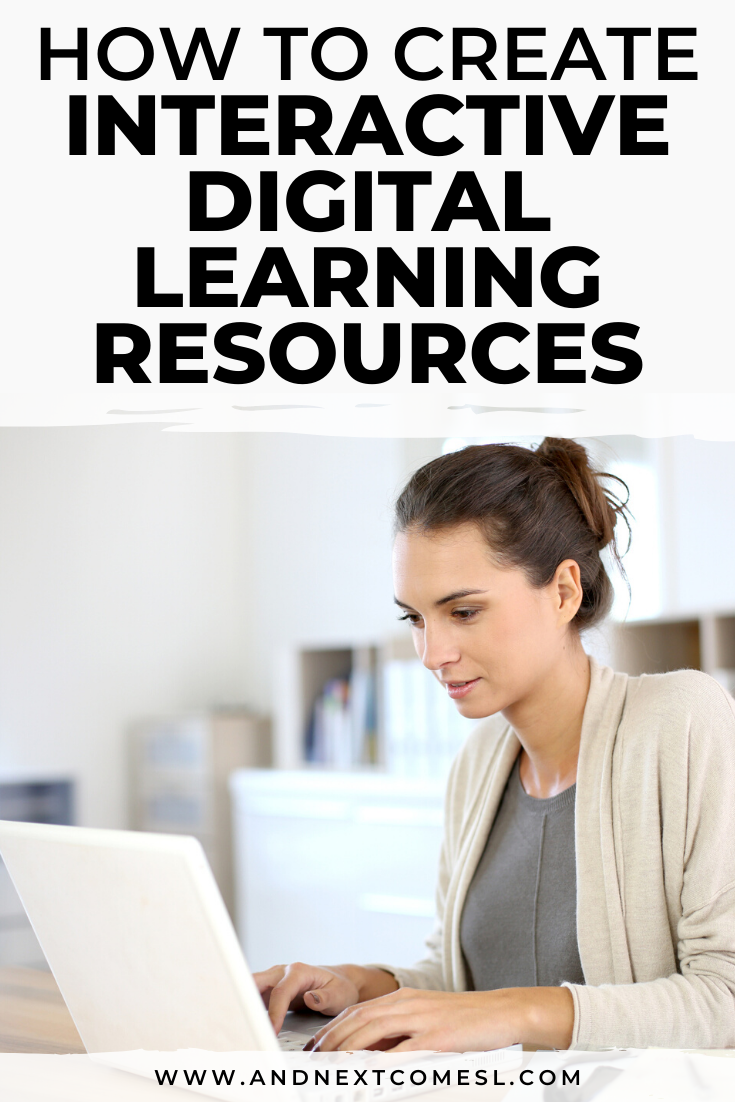 Tutorials for how to make digital task cards and other digital learning resources for remote learning - great tutorials for teachers and therapists!