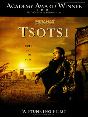Póster película Tsotsi
