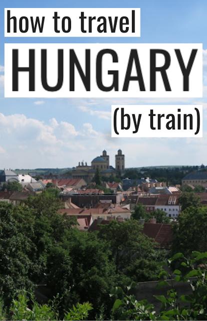 hungary train travel