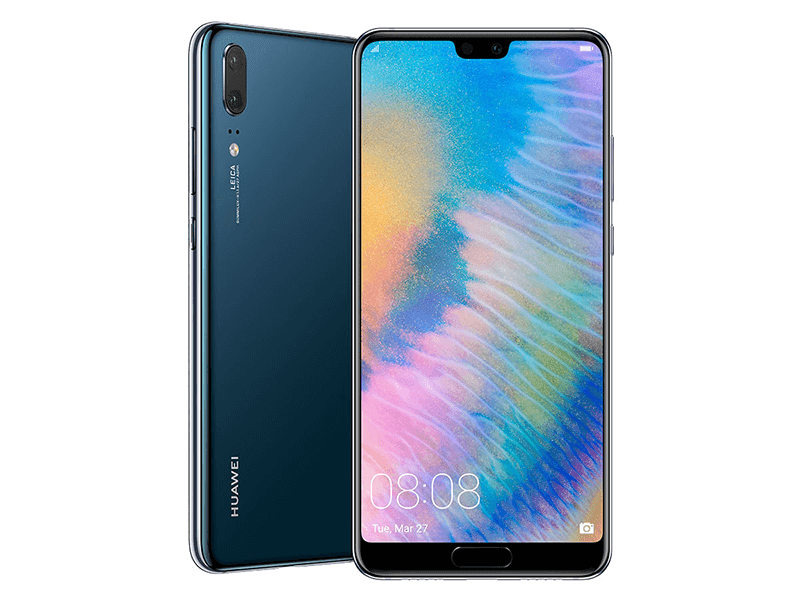Huawei P20 with A.I. and new dual Leica cameras now official!
