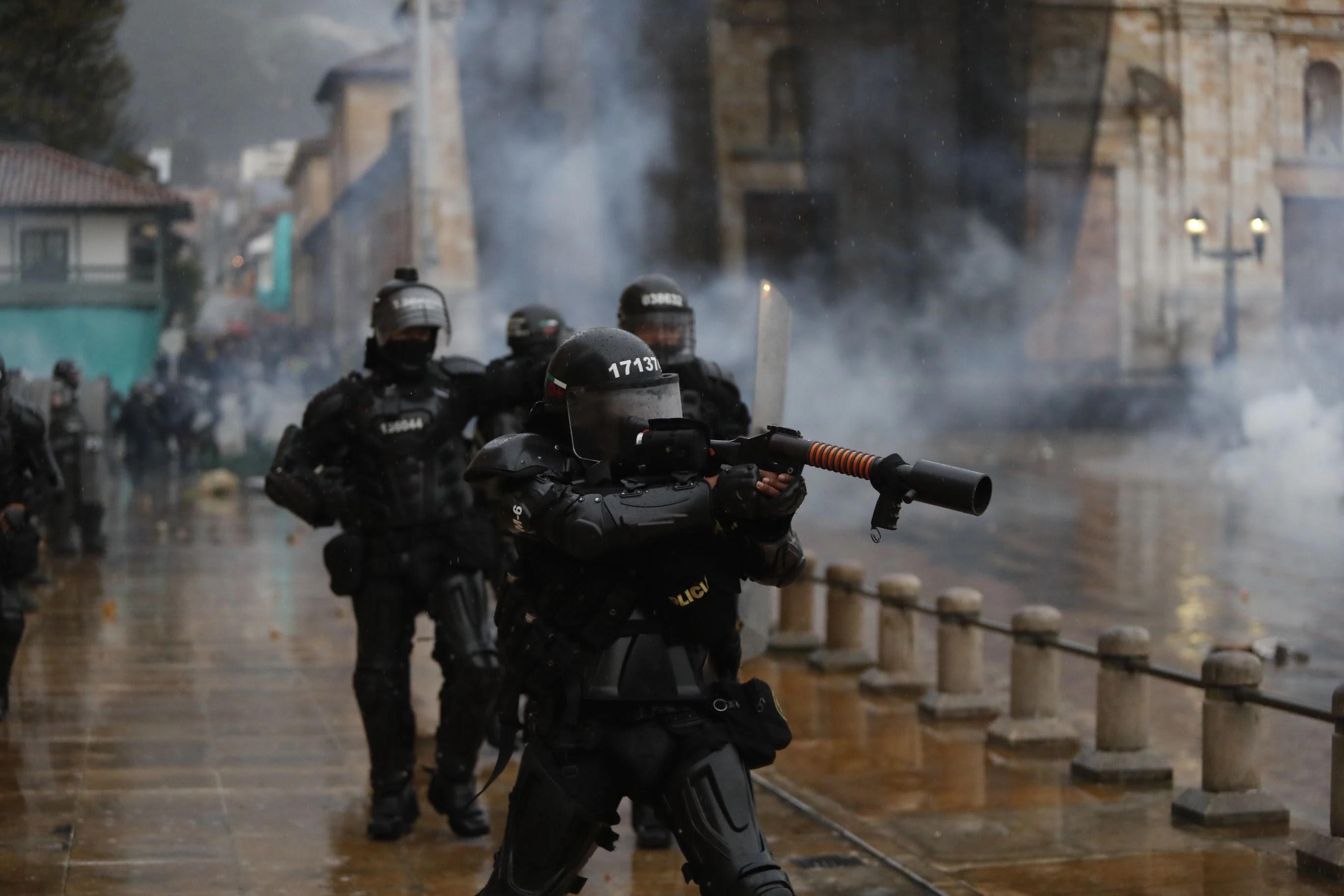 hoyennoticia.com, Judicializarán a policías por tres homicidios durante protestas