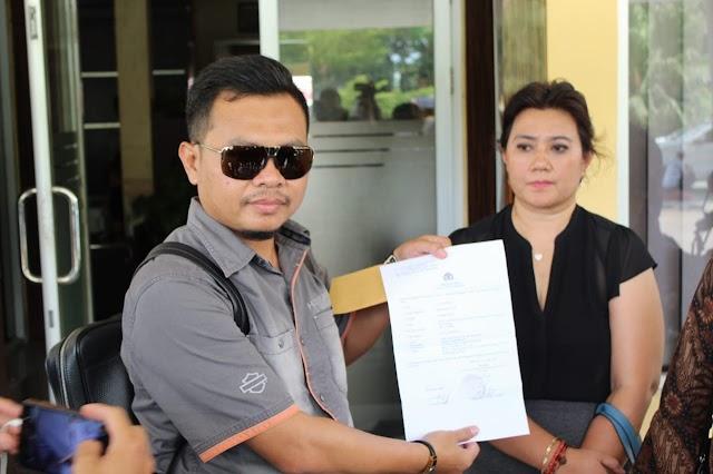 "Yusuf Abdul Latief Dilaporkan ke Polda Jabar "" Menipu Berkedok Investasi Umroh"