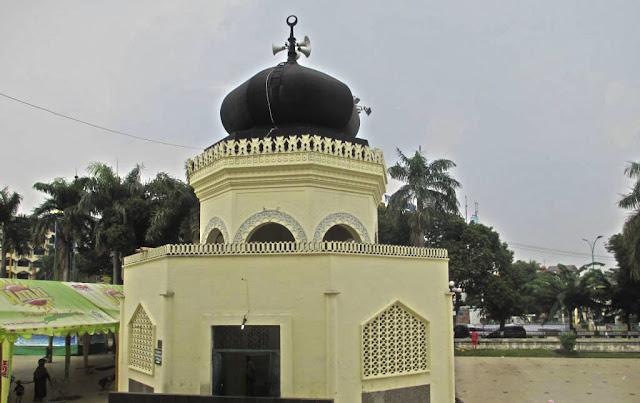 tempat berwudhu di masjid raya