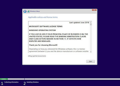 How to install windows 7/8/10