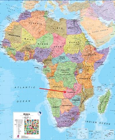 Zambiya Haritada Nerde
