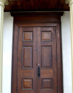 Framed and Panelled Doors