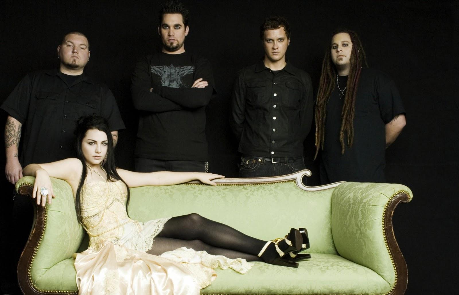 Evanescence descargar disco completos de evanescence. Todos los.