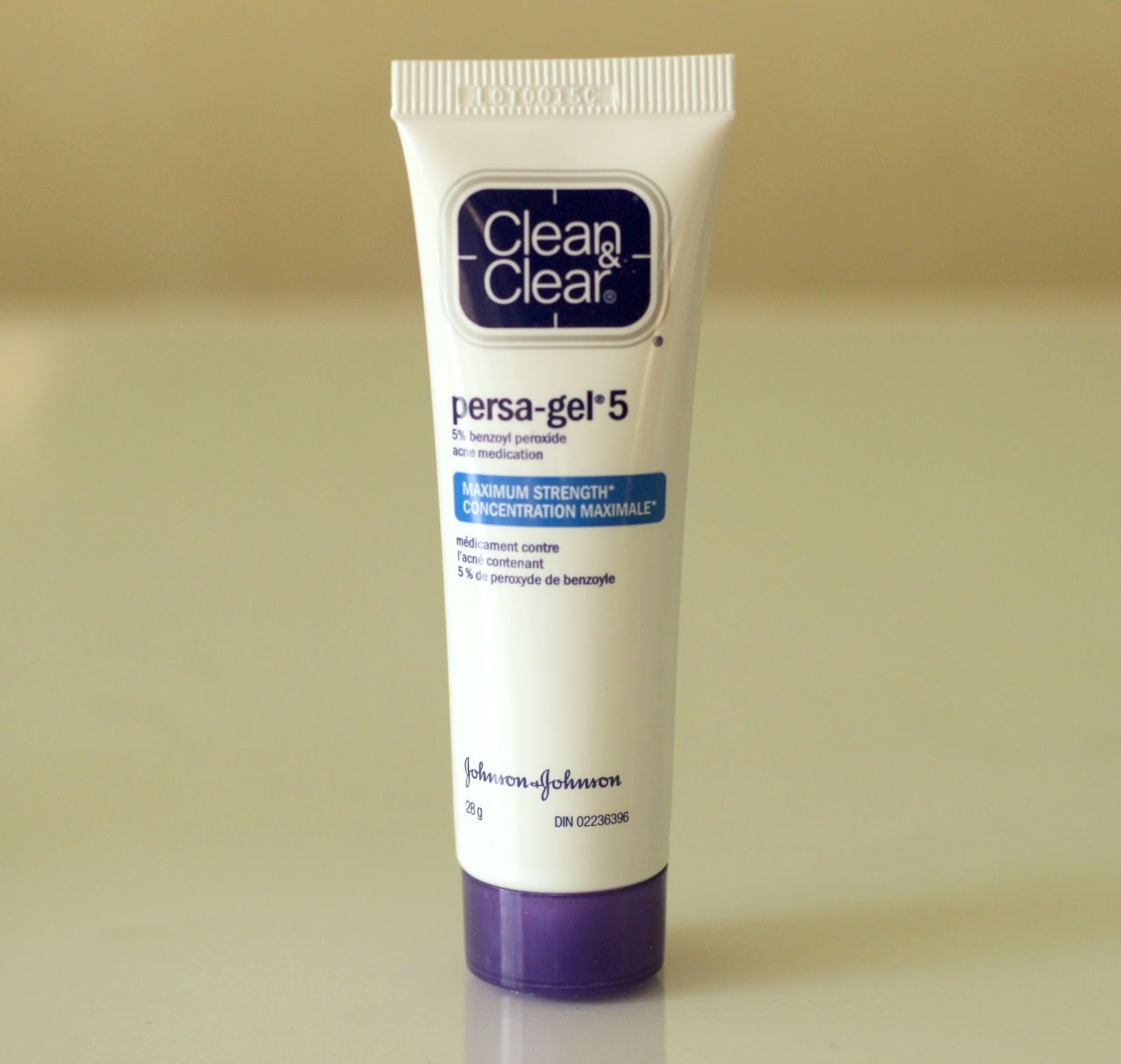 Clean & Clear Persa-Gel 5 Acne Treatment
