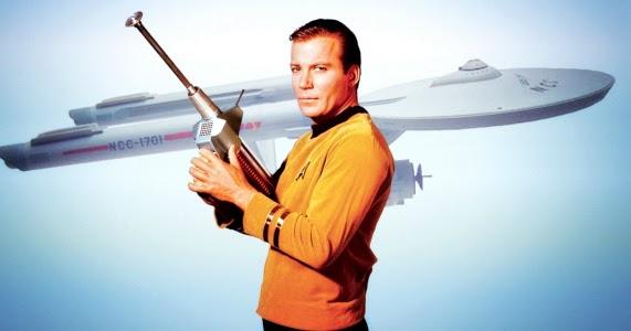 La festa de L'Unità salvata dal capitano Kirk