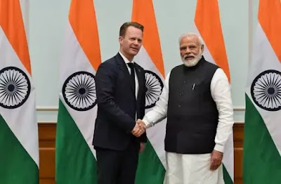 India and Denmark sign MoU for developing cooperation in the power sector: Highlights with Details