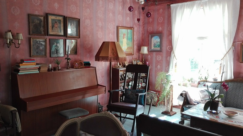 boheemi koti piano kiikku