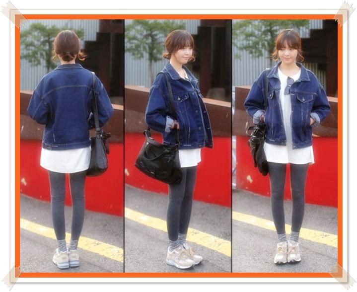 gambar jaket jeans wanita online shop