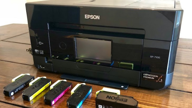 The Epson Printer Your Family Needs - Expression Premium XP-7100