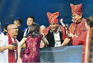 Gubernur Sumut dan Ketua DPRD Sumut dukung Lyodra Ginting