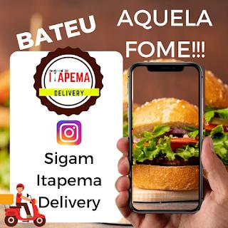Pedidos de comida em Itapema