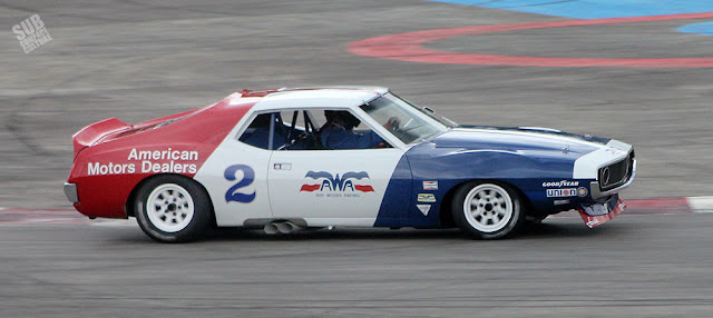 AMC AMX race car