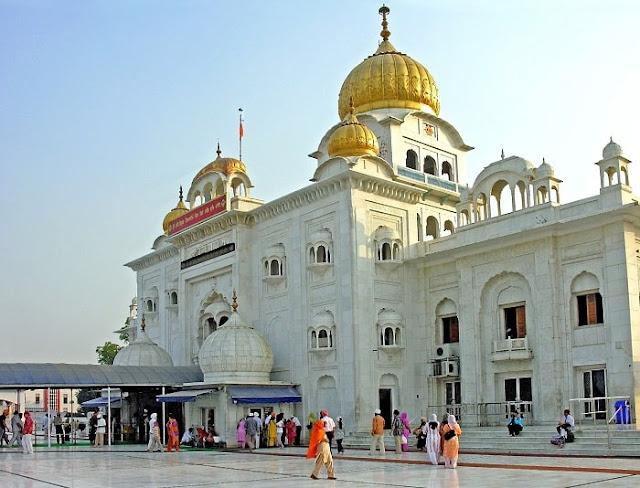 Gurudwara Bangla Sahib, Best Places to Visit in Delhi