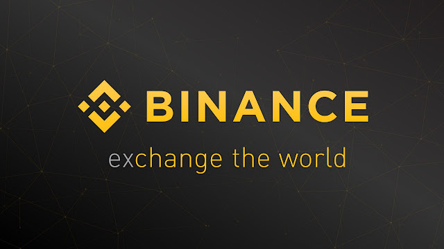 Exchanger Cryptocurrency : Binance
