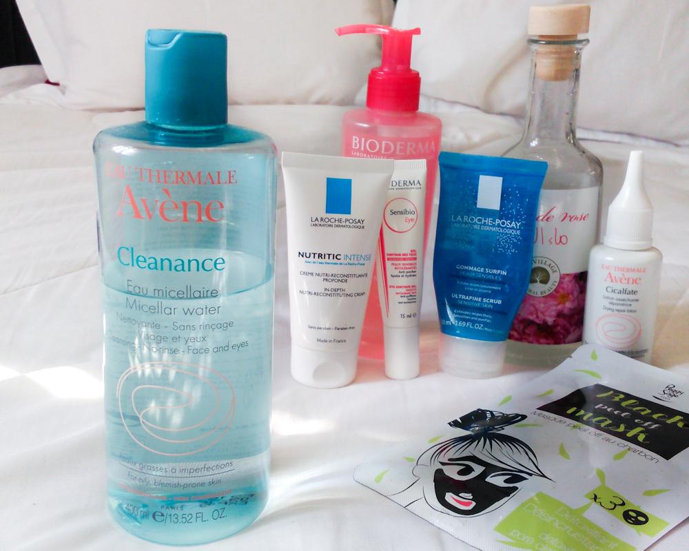 avene cleanance micellar water review