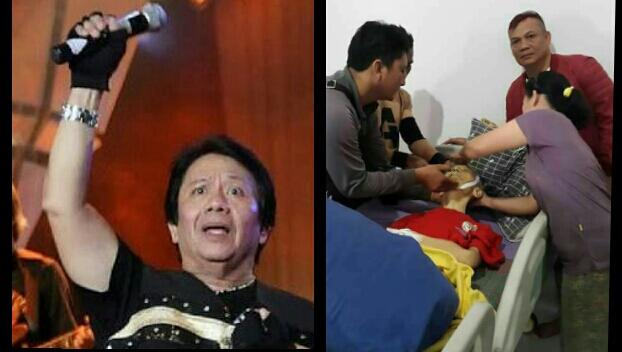 "Persatuan Artis Siantar Berduka Meninggalnya Benny Panjaitan ""Panbers"""