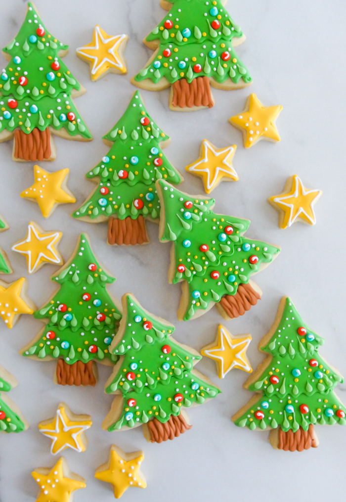 gluten-free cut-out christmas cookie recipe