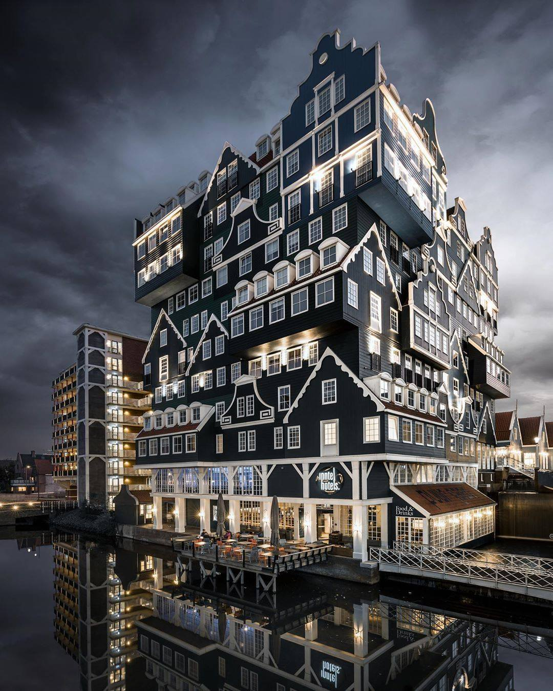 Zaandam, Netherlands - Art Photo taken by eroenvandam - BlogFanArt