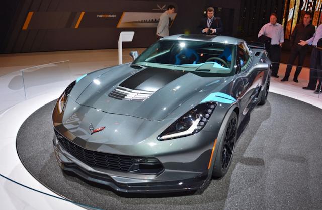 Cantukauto 2017 Chevrolet Corvette Z07 Powertrain And Specs
