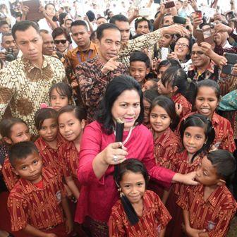 Presiden Jokowi Tegaskan Anak-Anak Harus Dilindungi Dari Dampak Negatif Penggunaan Teknologi