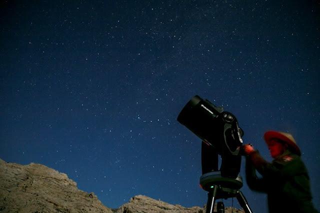 telescope program carlsbad caverns national park new mexico