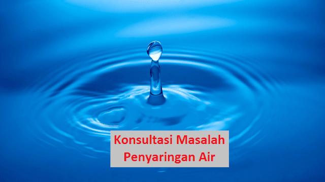 konsultasi filter air