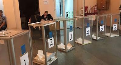 В 3 городах состоялись выборы мэров
