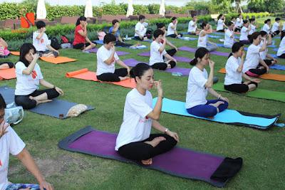 tập yoga dành cho chị em phụ nữ