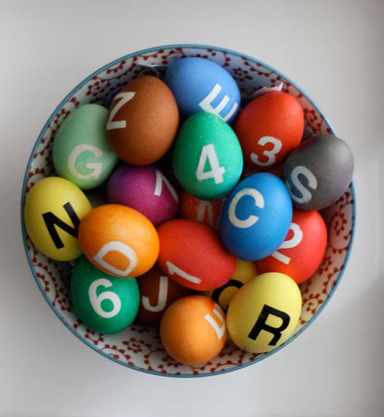 New York Subway Eggs