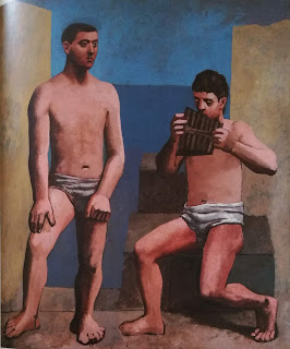 Первый сын Пабло Пикассо