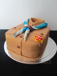 bolo escuteiros
