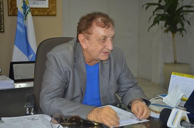 A Prefeitura de Parnaíba trabalha para ampliar o número de leitos de Covid-19, em Parnaíba.