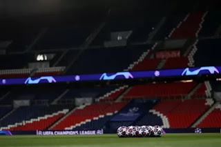 PSG disappointed for not allowing to install big screen outside stadium for fans