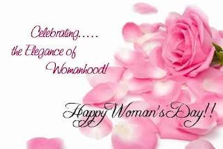 Happy women's day mom
