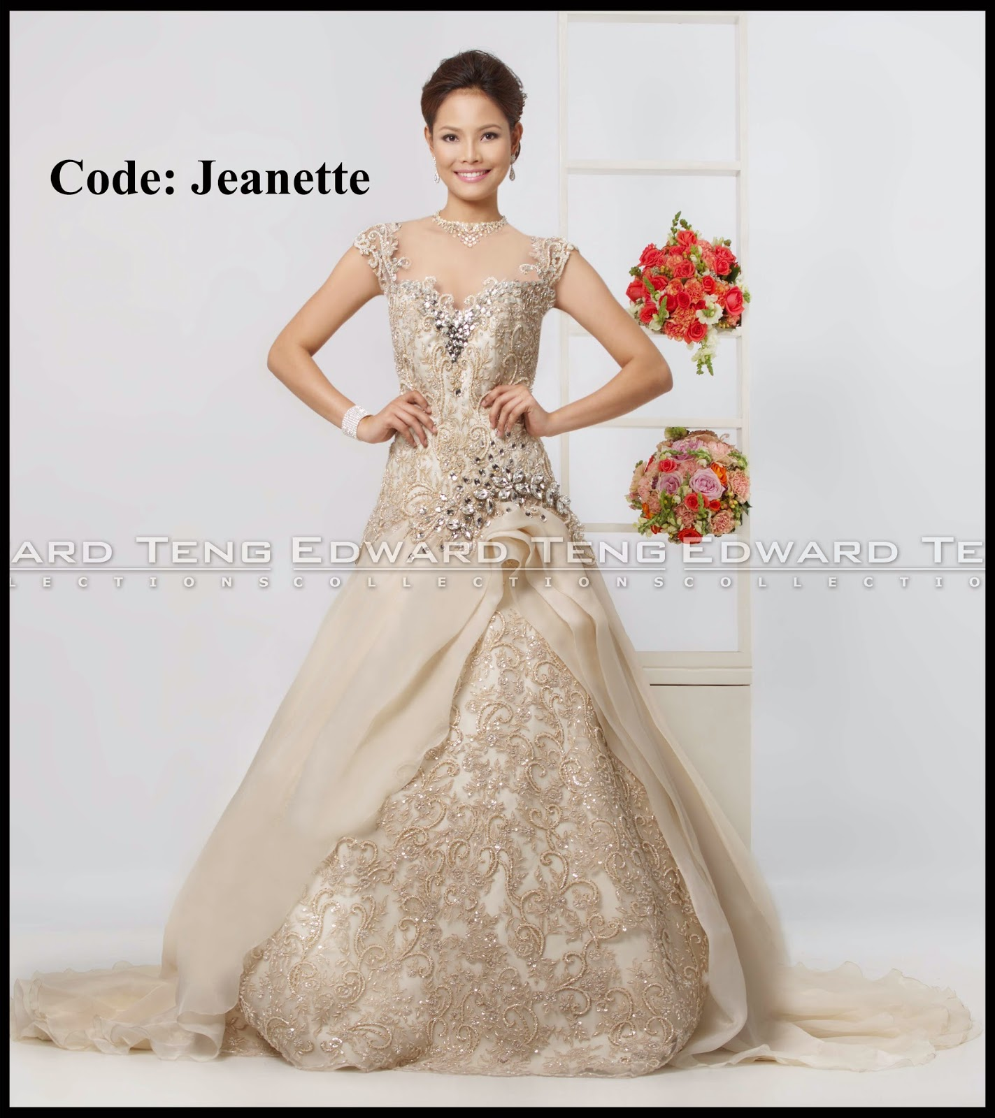 Philippine Bridal Gowns: 2015 NEW COLLECTION