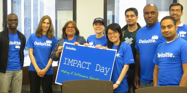 deloitte impact day Fellows students - join us on friday, june 10th, from 9 am - 3 pm for a day of fun and networking the deloitte impact day will allow you to showcase.