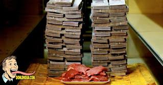 FMI declara a Venezuela como la mayor hiperinflación en el mundo con 6.500%
