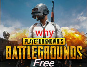 Why pubg mobile is free?