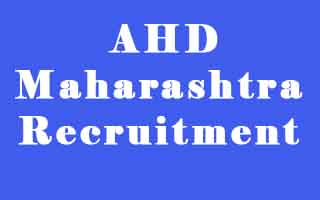 ahd maharashtra recruitment 2017 - www.cahexam.com