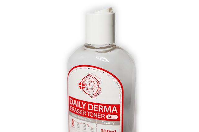 Nightingale Daily Derma Eraser Toner Mild