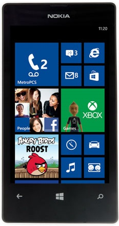 [DEAL] Nokia Lumia 521 available for $29 on MetroPCS