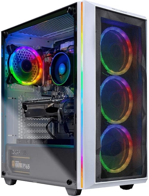 Skytech 16GB DDR4 Chronos Gaming PC Desktop