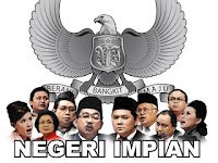 Negeri Impian Indonesia Raya